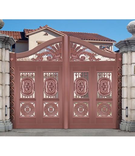别墅铜门 院庭门销售