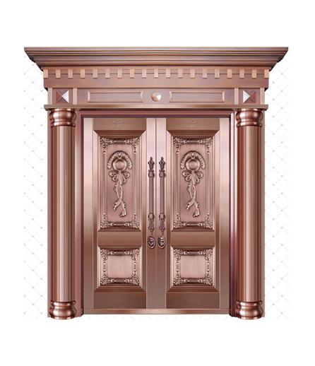 长沙铜门双开门价格