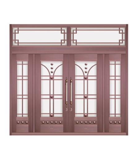 湖南铜门 玻璃门公司