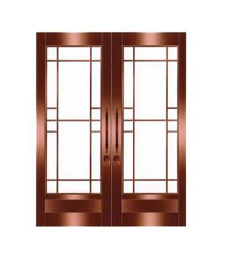 湖南别墅铜窗生产