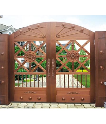 铜门 院庭门