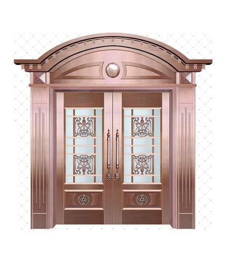 长沙铜门双开门公司