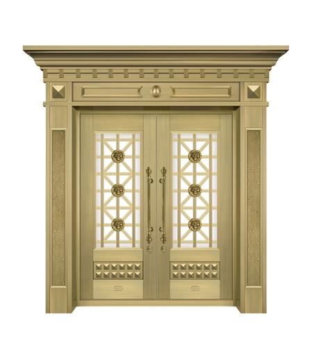 长沙铜门 玻璃门厂家