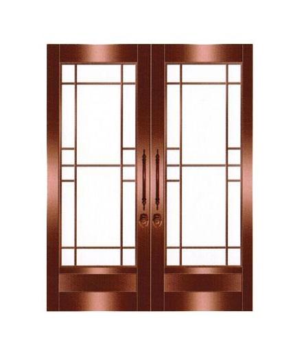 湖南别墅铜窗价格