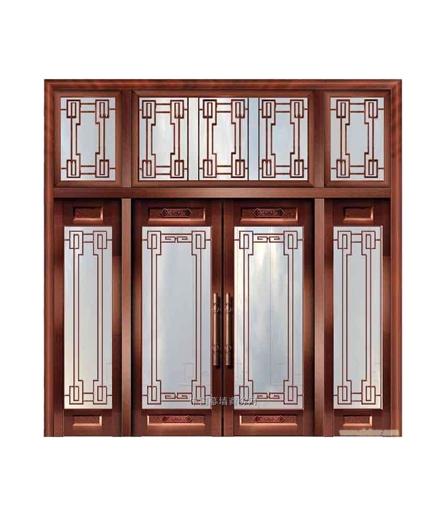 湖南别墅铜窗厂家