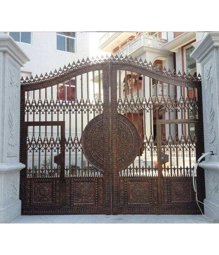 长沙铜门 院庭门公司